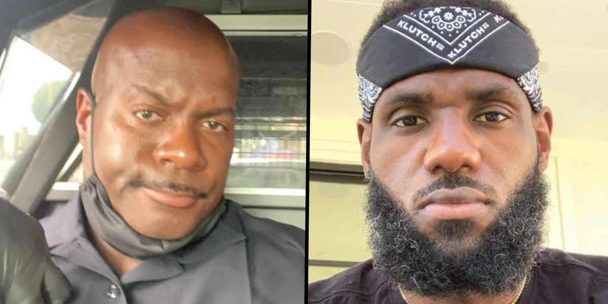 Black Cop Who Blasted LeBron James for Ma'Khia Tweet Explains Why He Wants a Sit Down With the Star
