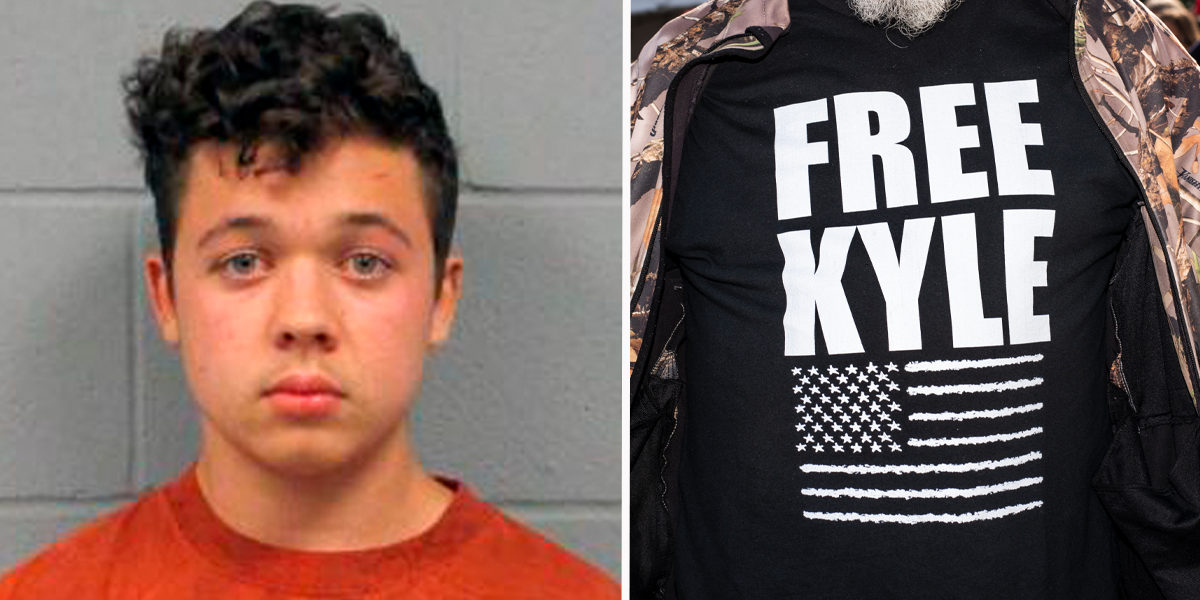 Christian Website Raises More Than $50,000 for Cop Fired for Donating to Kyle Rittenhouse