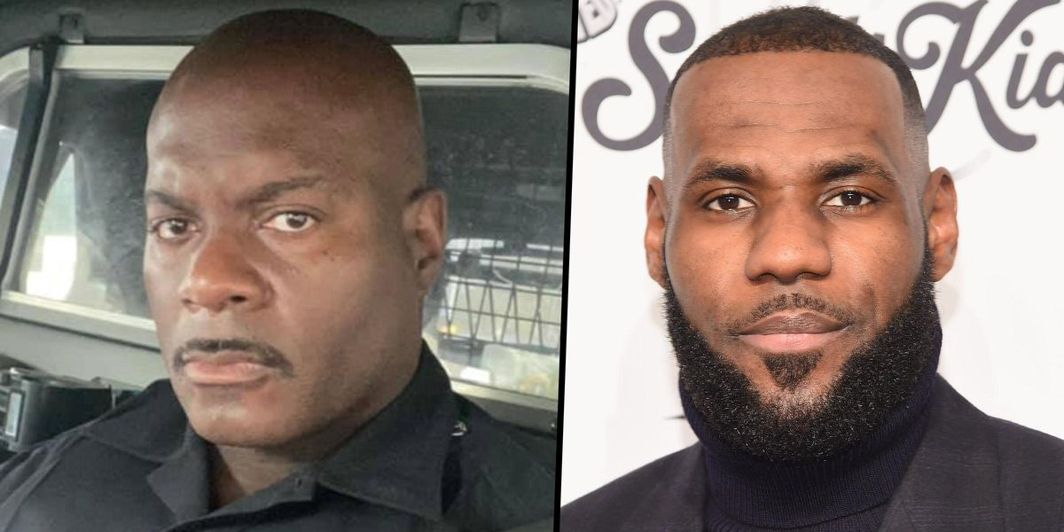 LAPD Cop Who Wrote Open Letter to LeBron James Says Star Hasn't Replied