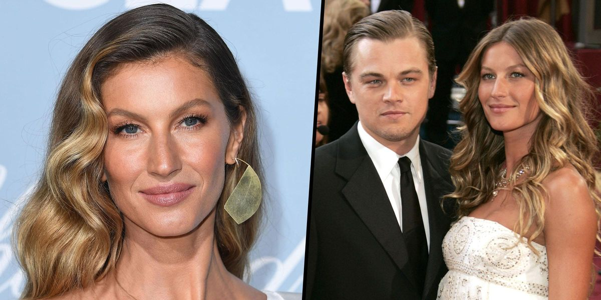 Gisele Says She Had to 'Numb' Herself With Drink and Smoke To Cope With Dating Leonardo DiCaprio