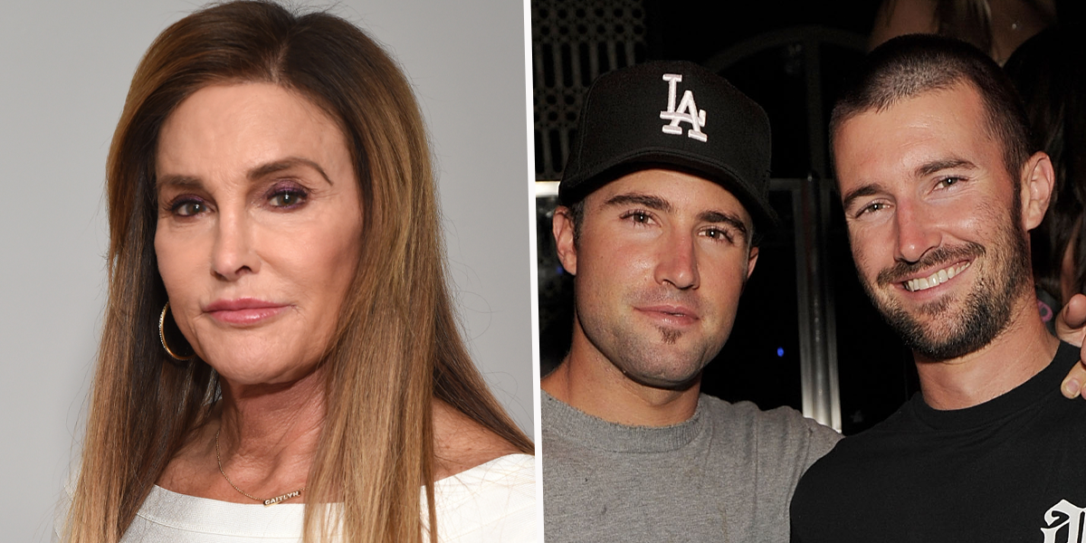 Caitlyn Jenner's Sons Are Embarrassed by Her Run For Governor
