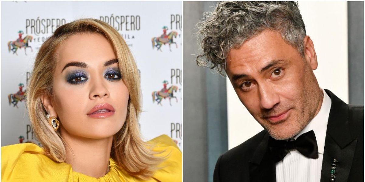 Rita Ora And Taika Waititi Are Reportedly Dating Paper
