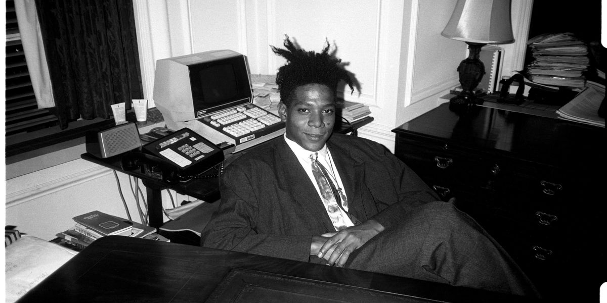 Seller Pulls Basquiat NFT After Estate Steps In