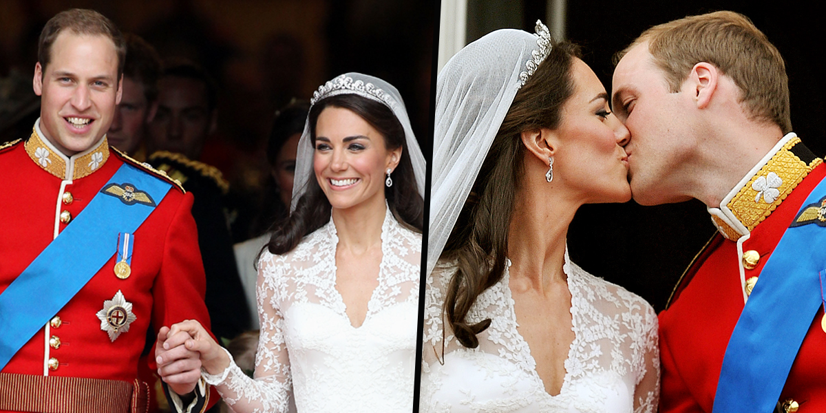 Prince William And Kate Middleton Accused Of Faking Marriage In New Wedding Anniversary Pics