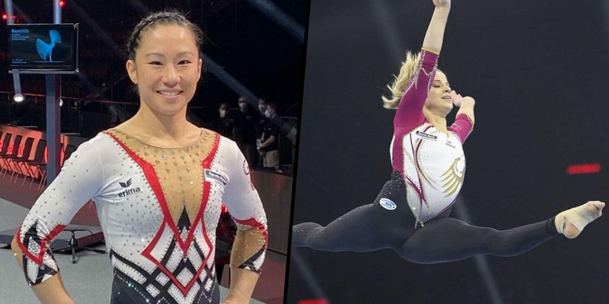 Gymnasts Take a Stand Against Sexualization in the Sport With Full Bodysuits
