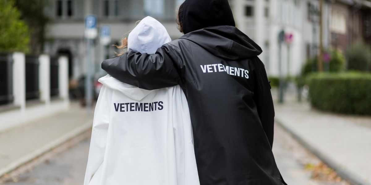 Is Vetements Changing Its Name?