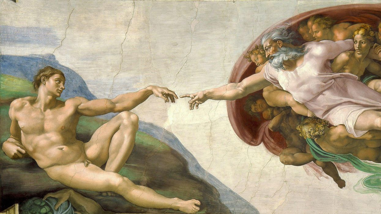 The nomological argument for the existence of God