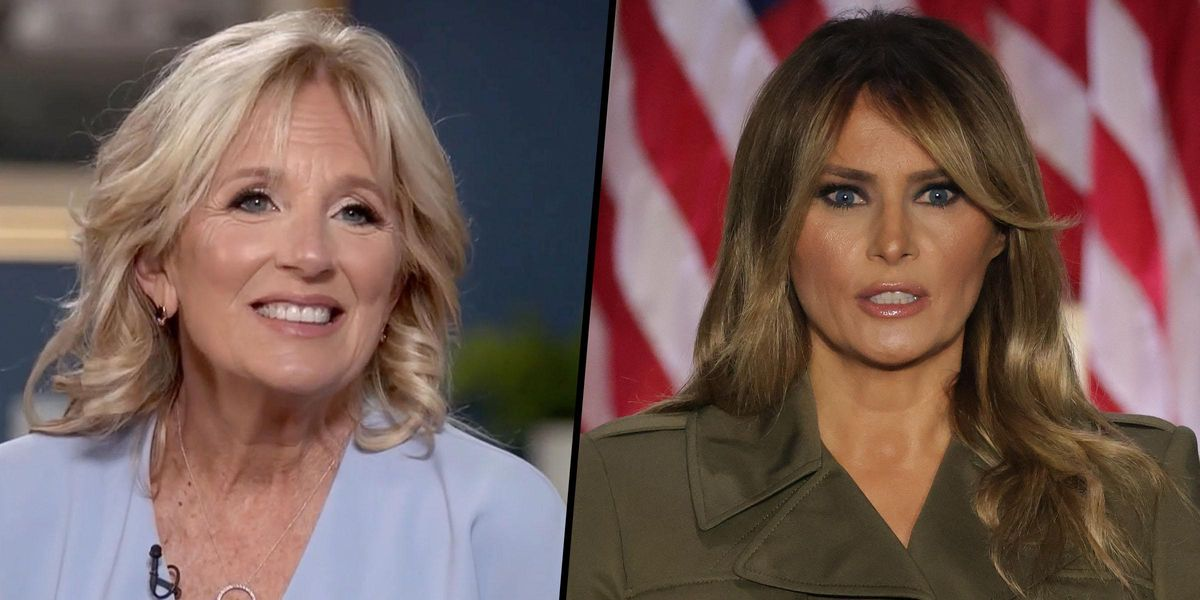 A Petition Is Calling for Jill Biden To Undo All Melania Trump's Changes to the White House Garden