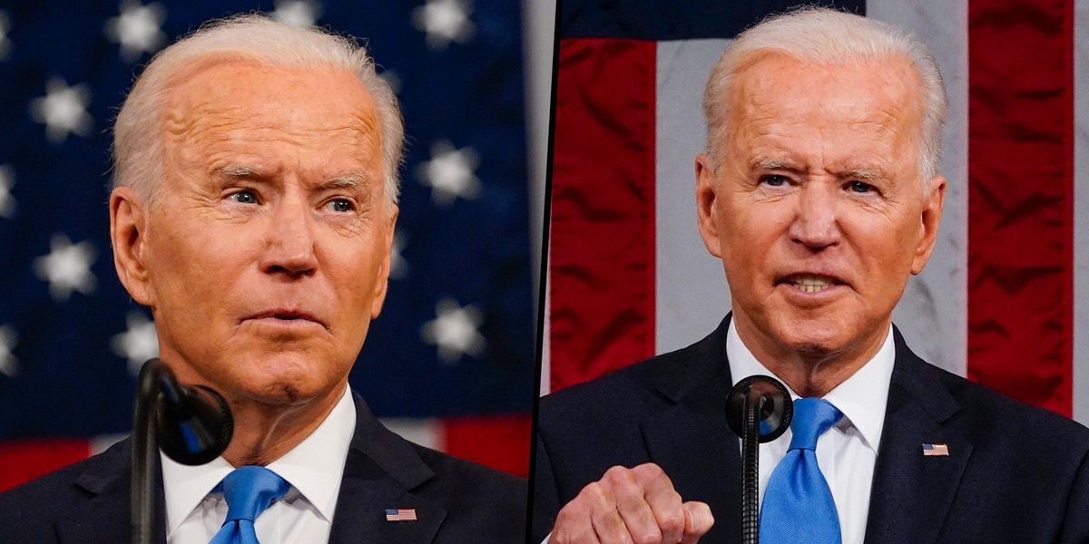 Joe Biden Calls Capitol Riot the 'Worst Attack on Our Democracy Since the Civil War'
