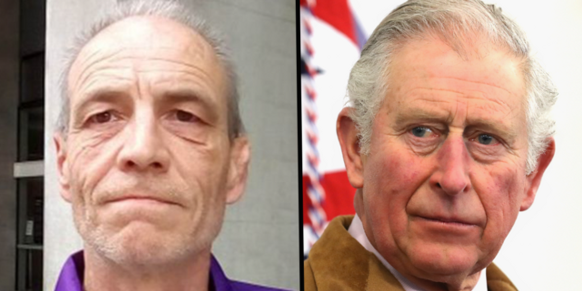 Dad-of-Nine Claims He Has 'Proof' He Is Prince Charles and Camilla's Love Child