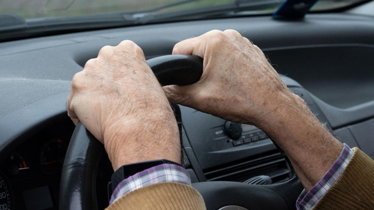Algorithm is 88% accurate at spotting dementia in how a person drives