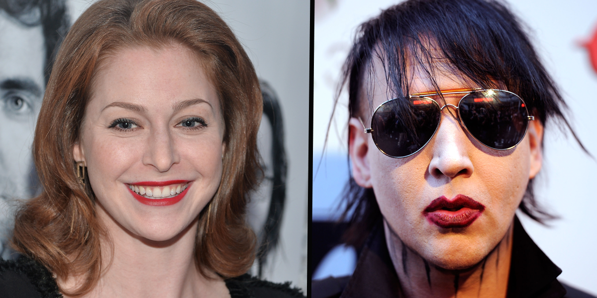 Marilyn Manson Sued for Sexual Assault by 'Game of Thrones' Actress Esme Bianco