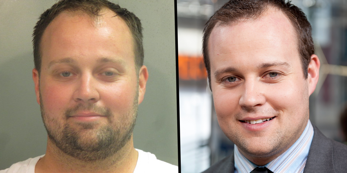 Details of Josh Duggar's Charges Released After He's Arrested by Federal Agents