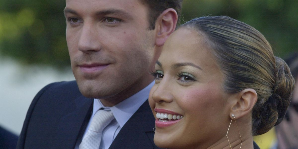 J.Lo and Ben Affleck Reportedly Spending Time Together