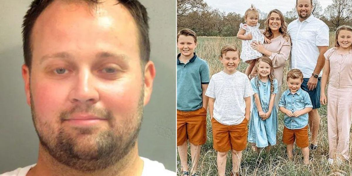 Josh Duggar Prevented From Seeing Kids After Arrest