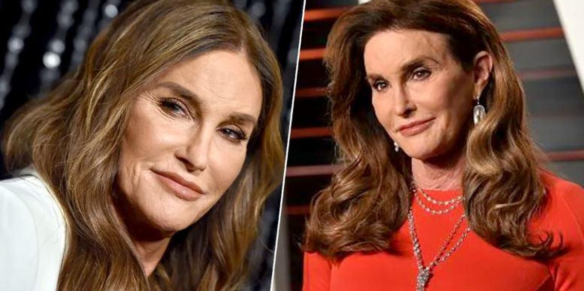 Caitlyn Jenner Says Trans Girls Shouldn't Compete in Female Sports