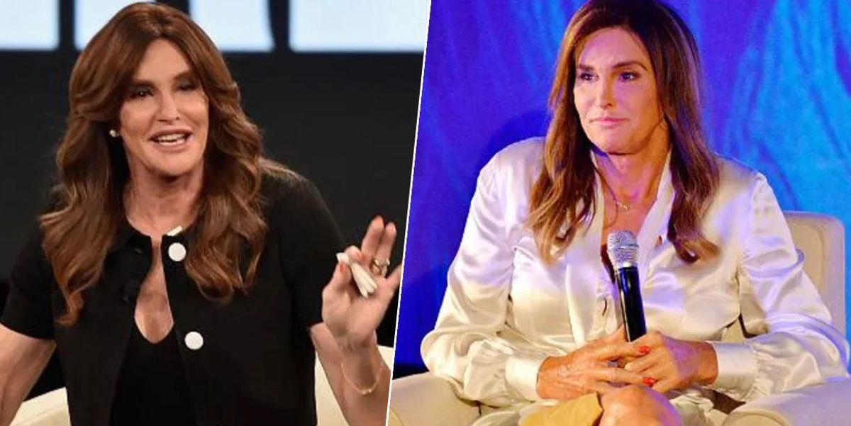 Caitlyn Jenner Faces Backlash For Saying Trans Girls Shouldn't Compete in Female Sports