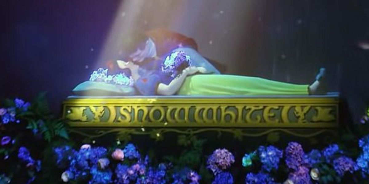 Disneyland's Updated Snow White Ride Facing Backlash for Non-Consensual Kiss Scene