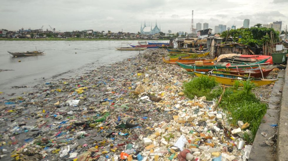 Ocean Plastic Pollution Flows From More Rivers Than Previously Thought