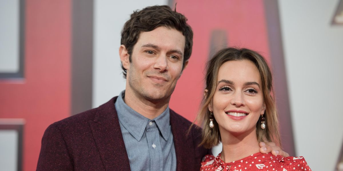 Leighton Meester and Adam Brody 'Change Baby's Name'