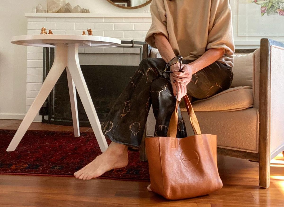 Get a handle on a tote-ally great bag for Mom at Copia's Marin pop-up.