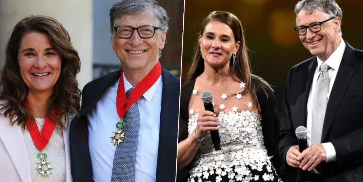 Bill and Melinda Gates Getting Divorced After 27 Years
