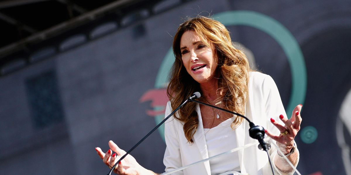 Caitlyn Jenner Says Letting Trans Girls in Women's Sports Is 'Unfair'