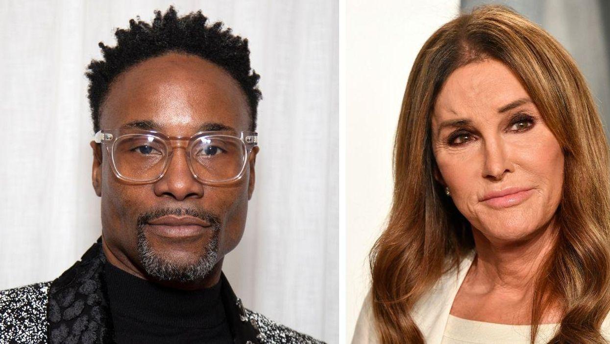 'Pose' Star Billy Porter Just Threw Some Iconic Shade At Caitlyn Jenner's Gubernatorial Bid