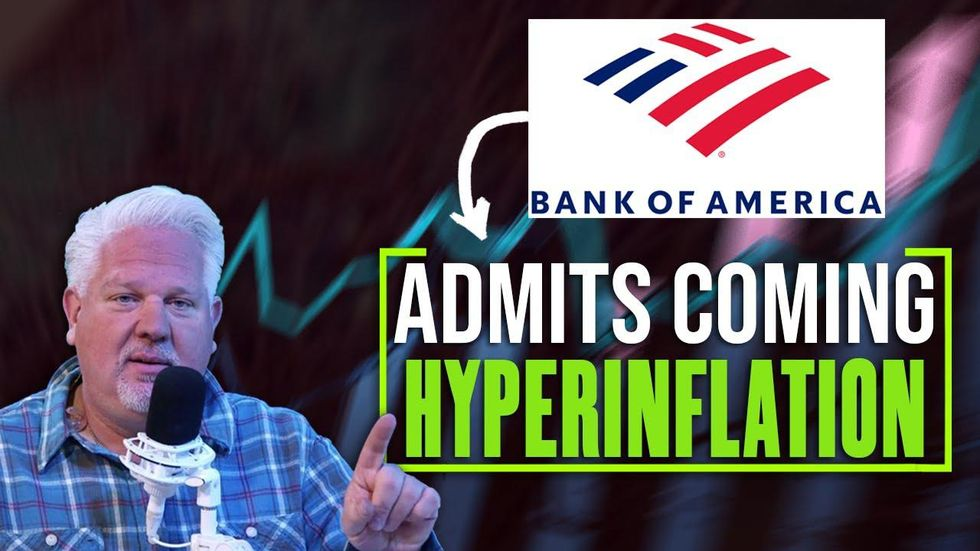 Bank of America warns of HYPERINFLATION 'at the very least' | Economy Up...