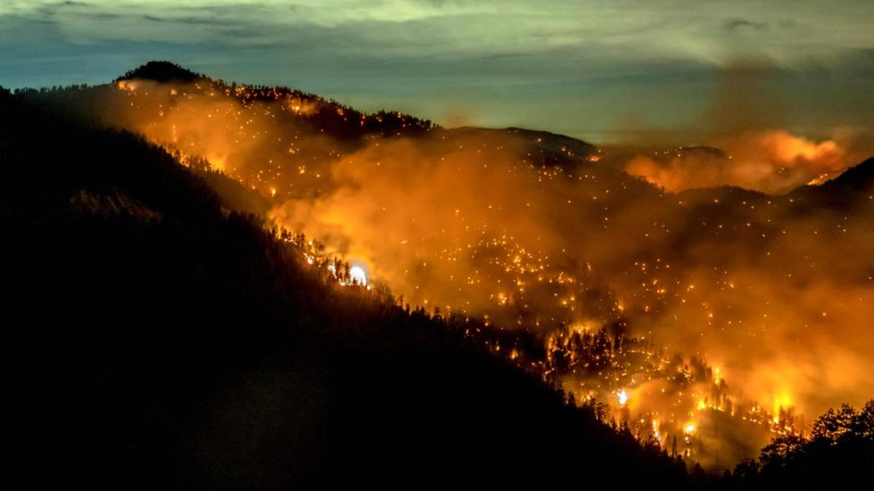 California's Wildfire Season Is Off to an Early Start