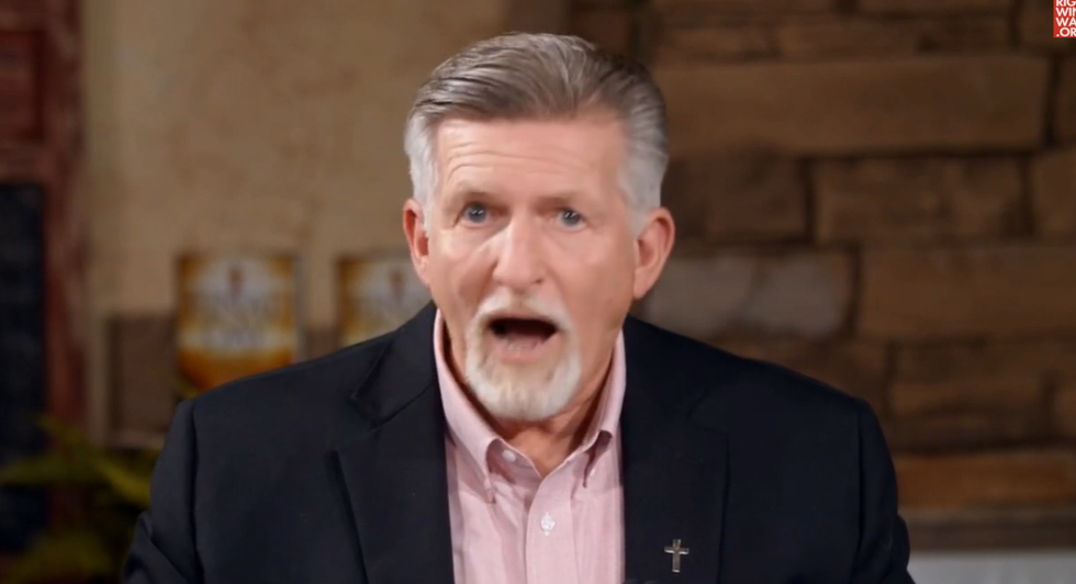 End Times Idiot Rick Wiles Super-Psyched About Big Dumbstupids Dying Of COVID Vaccine