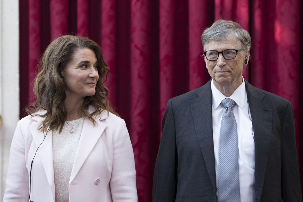 The Best Bill and Melinda Gates Divorce Memes