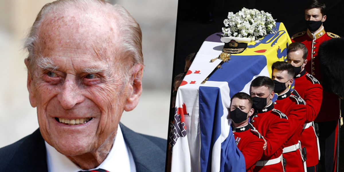 Prince Philip's Cause of Death Confirmed in Death Certificate