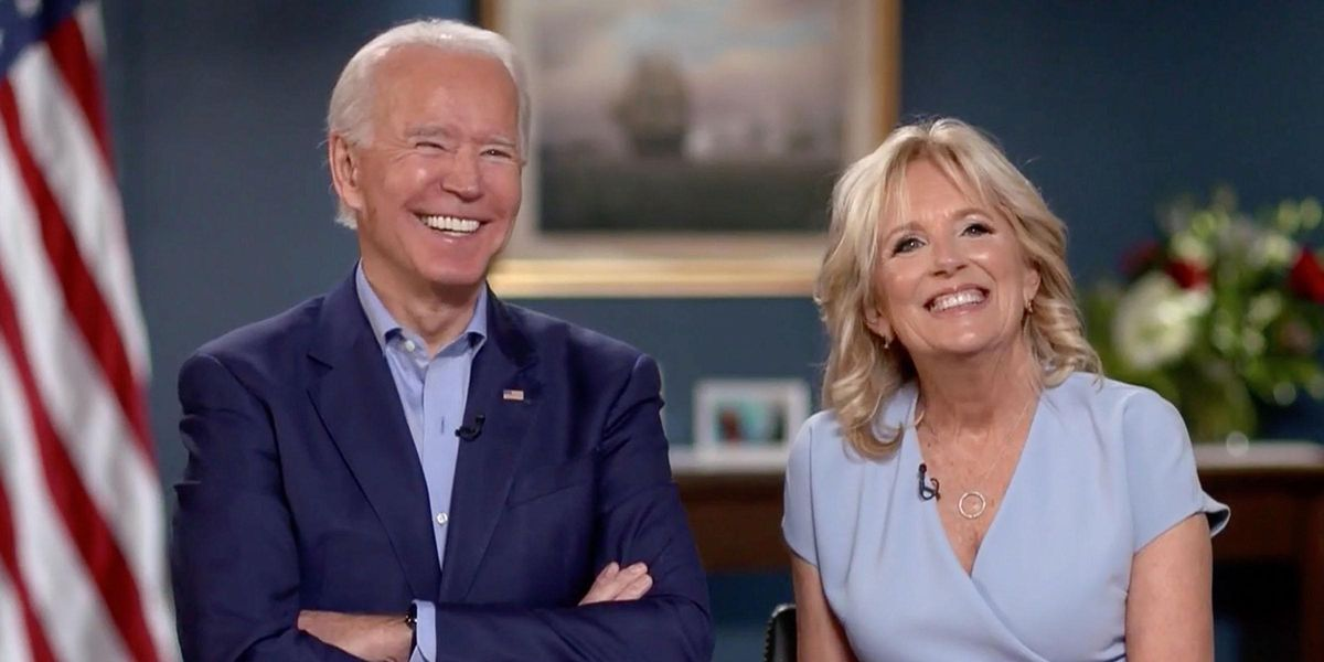 Confusing Picture of Bidens Meeting the Carters Has Baffled Social Media