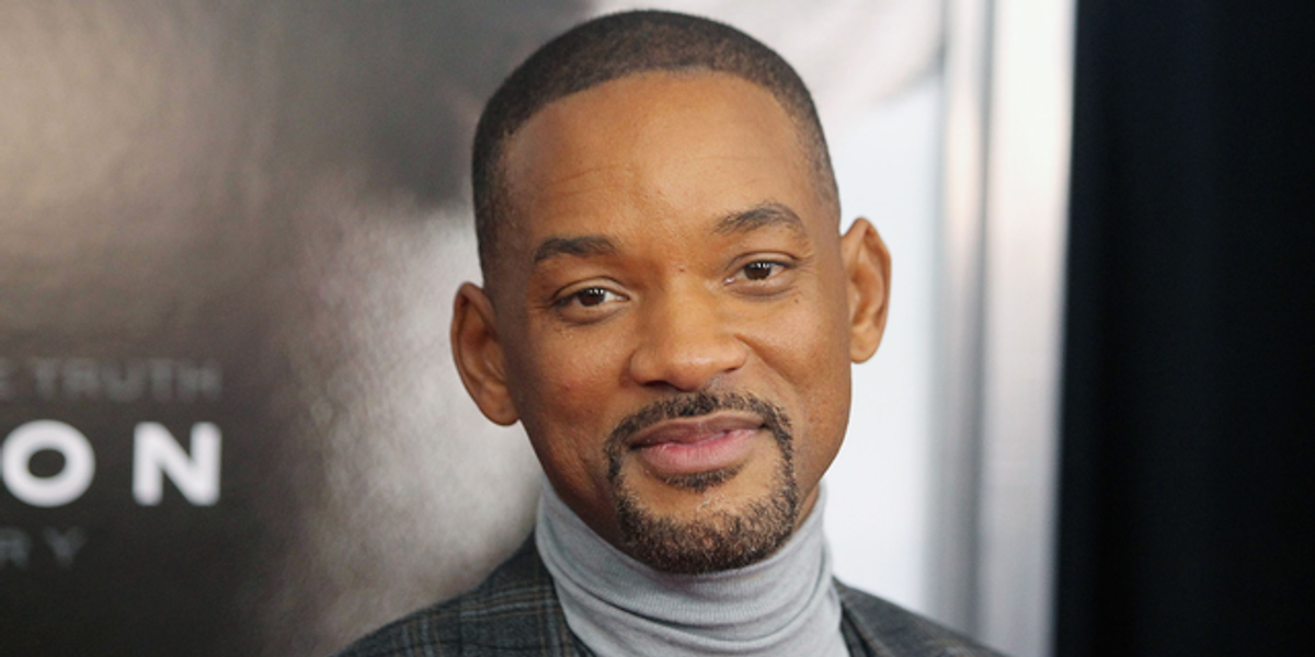 Will Smith Shares Shirtless Snaps Saying He's in 'the Worst Shape' of His Life