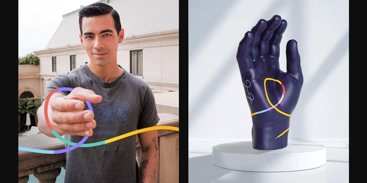 People Who Want Joe Jonas's Disembodied Hand Should Be Put on a List