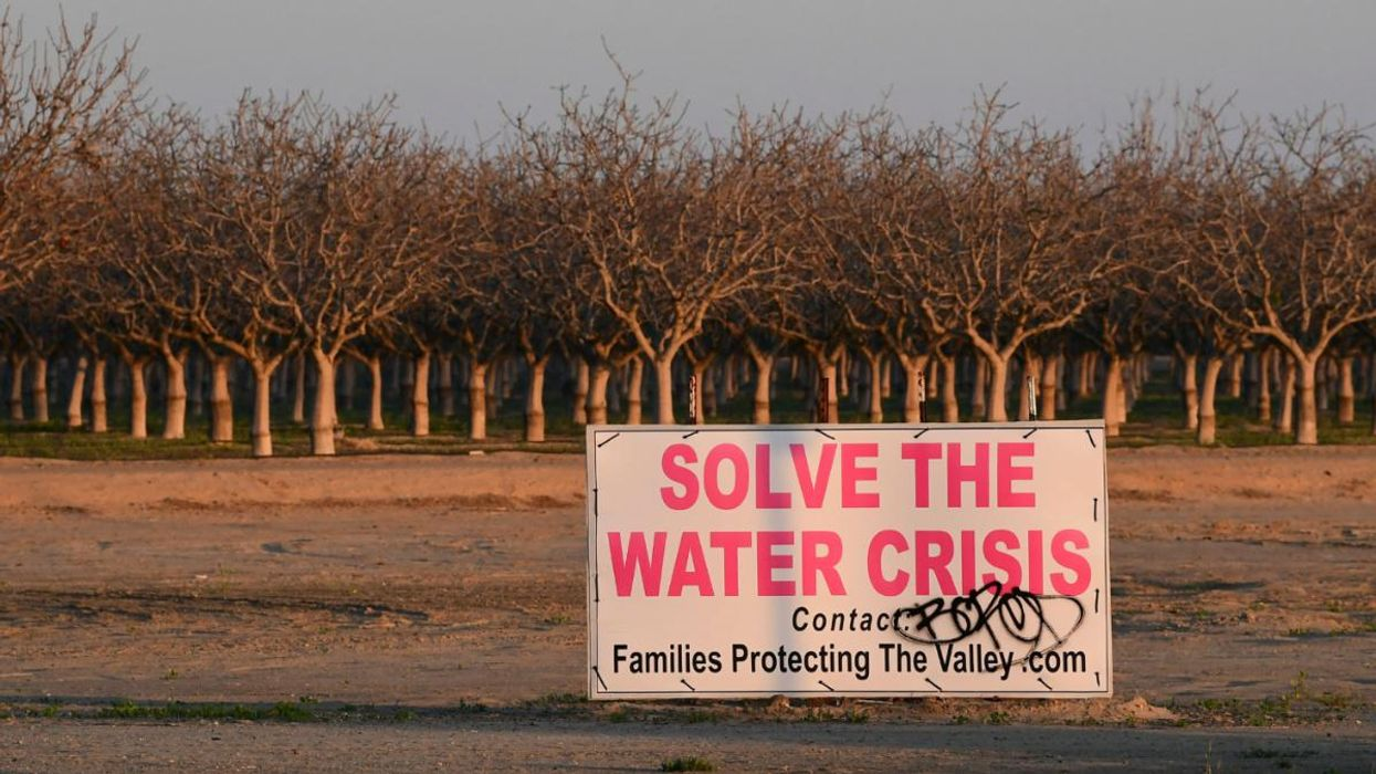 California Public Health Crisis Looms With 600 Communities Facing Water-System Failures