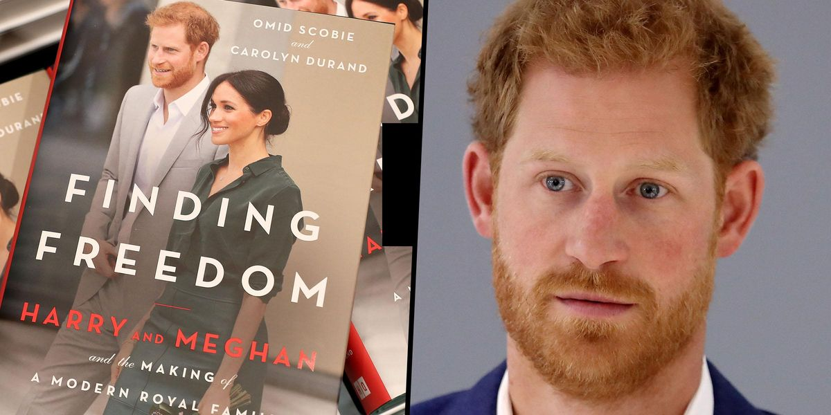 'Finding Freedom's' New Chapters Could Be 'Final Straw' for Harry, Royal Expert Claims