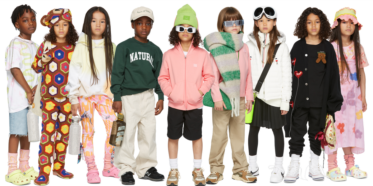 My Future Kids Are Going to Look So Fire