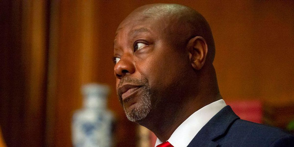 Democrats refuse to accept resignation of party chairman who called Sen. Tim Scott a racial slur