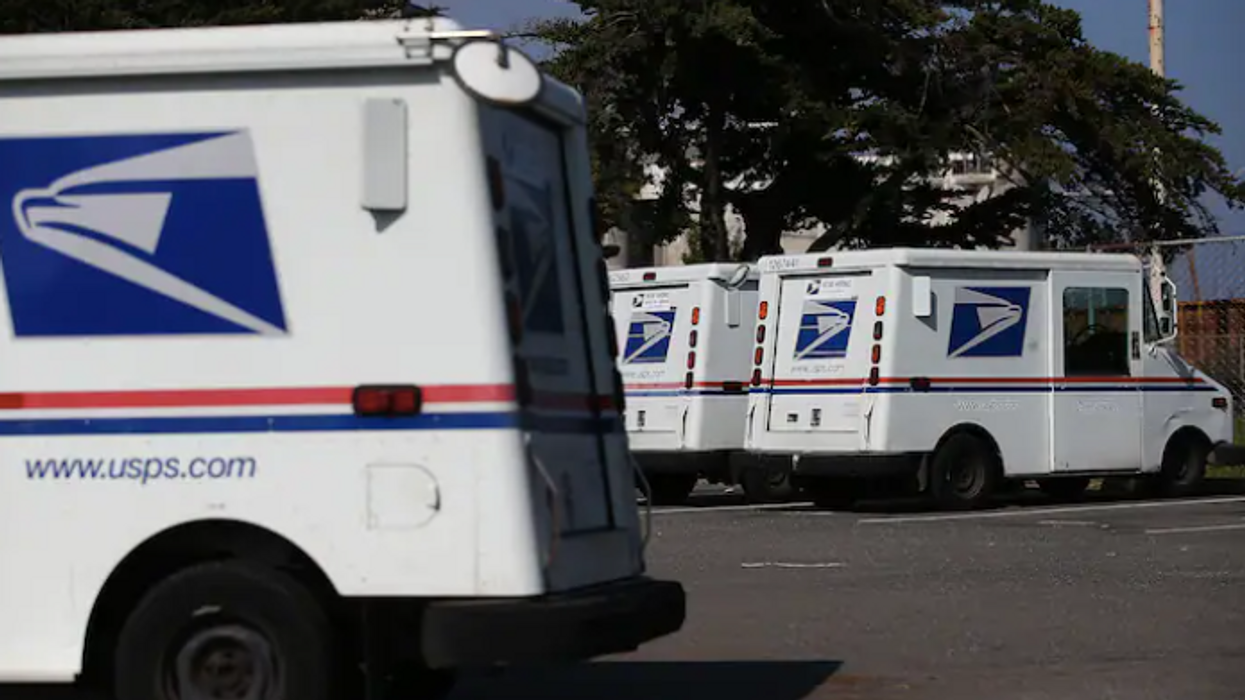USPS trucks: House Democrats back funding for electric fleet