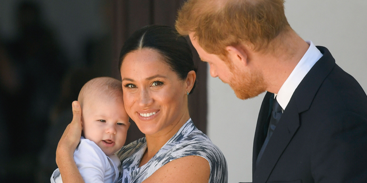 Meghan Markle Marks Mother's Day With Donation to Homeless Moms