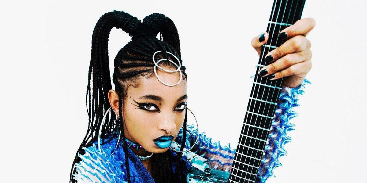 Willow Smith Is Working With Avril Lavigne