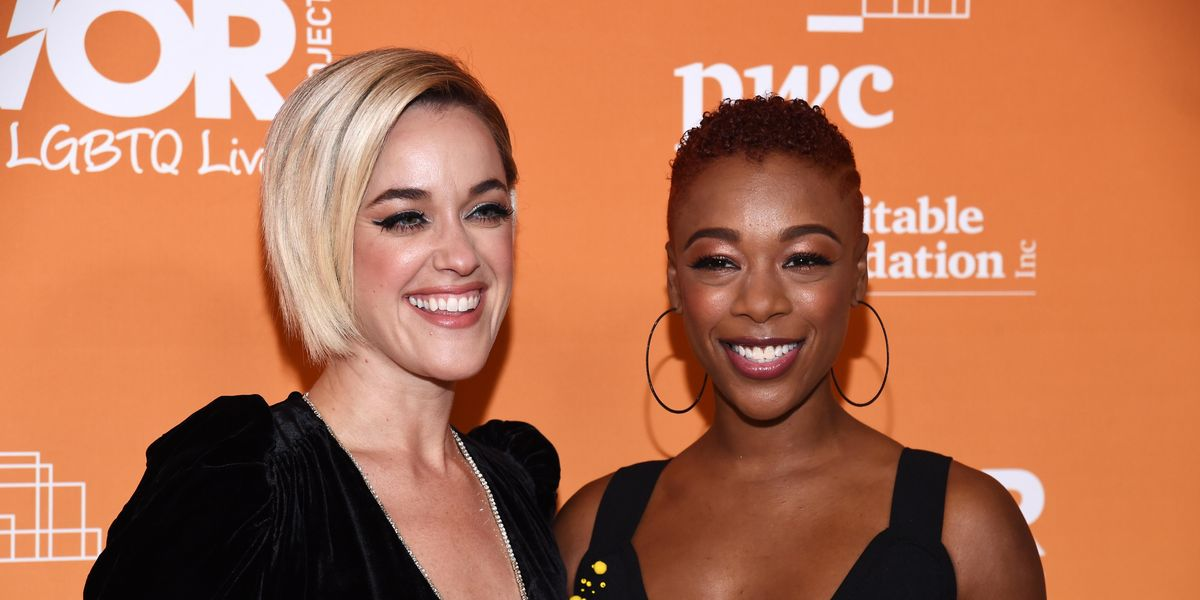 Samira Wiley and Lauren Morelli Welcome Their First Child