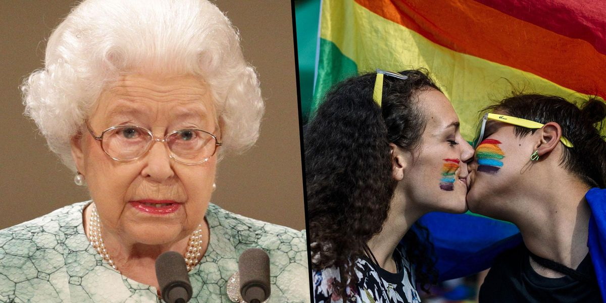 Queen Elizabeth Announces Plans to Ban Conversion Therapy in Britain