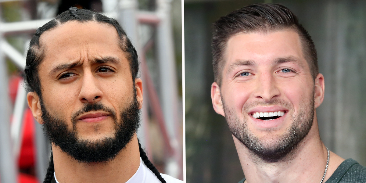 Colin Kaepernick Trends Because People Are Angry Tim Tebow Got Signed Before Him