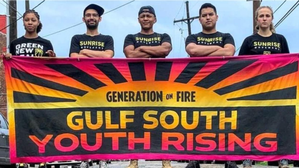 Youth Climate Activists to March 400 Miles From New Orleans to Houston