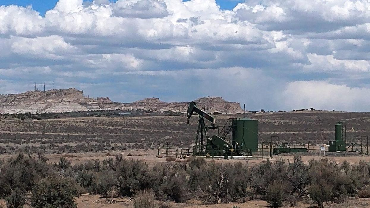 Methane Pollution in Navajo Nation Found to Be Double the National Average