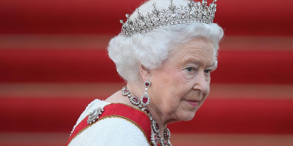 Queen Worries Fans In First Major Public Appearance Since Prince Philip's Death