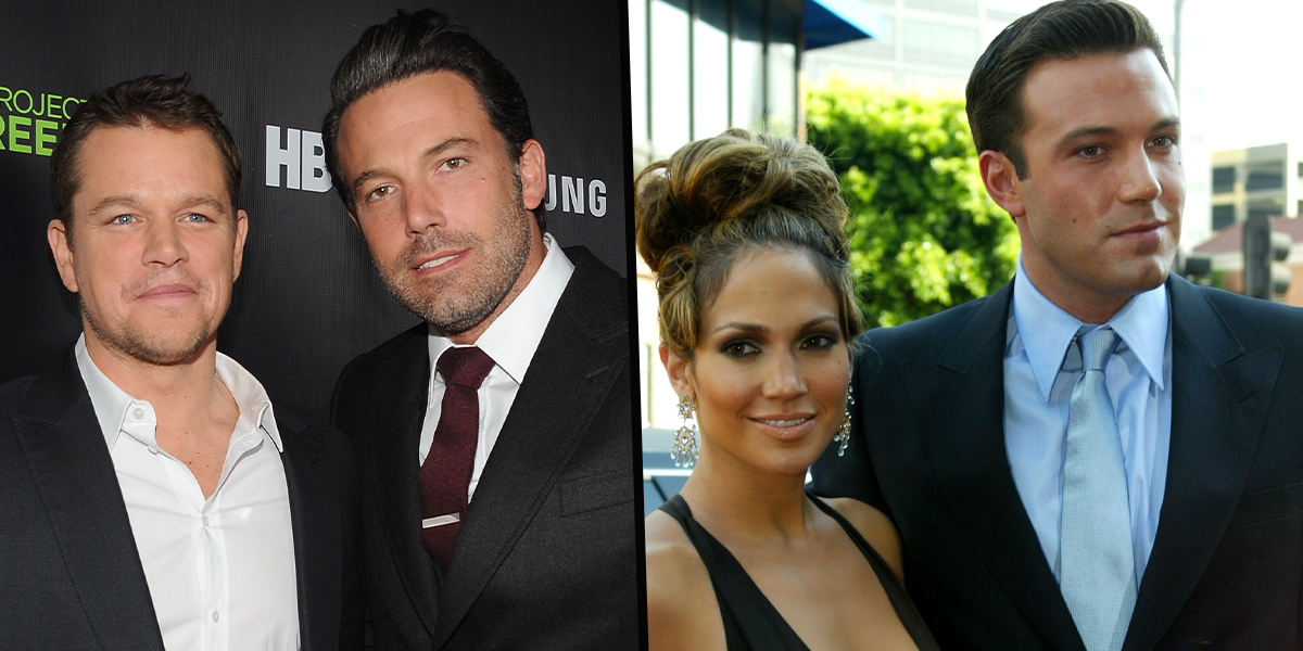 Matt Damon Says He Hopes 'It's True' That J-Lo and Ben Affleck Are Back Together